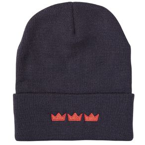 Schooltex Three Kings Beanie with Embroidery