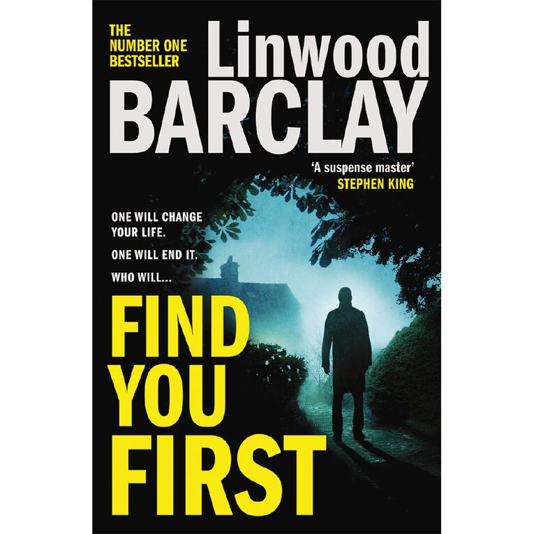 Find You First by Linwood Barclay, , hi-res
