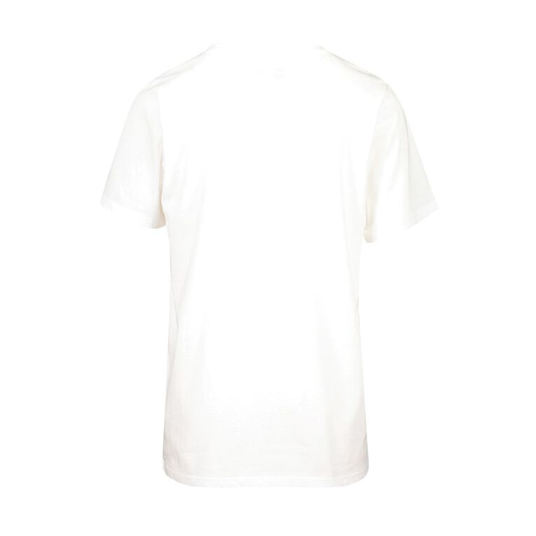 Young Original Boys' 2 Pack Plain Tee, White, hi-res image number null