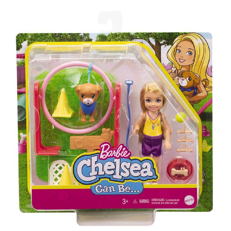 Barbie Chelsea Careers Playset Assorted, , hi-res
