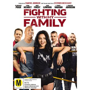 Fighting With My Family DVD 1Disc