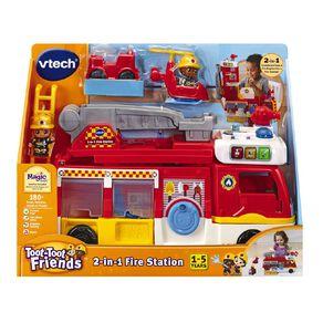 Vtech Toot Toot Friends 2 n 1 Fire Station