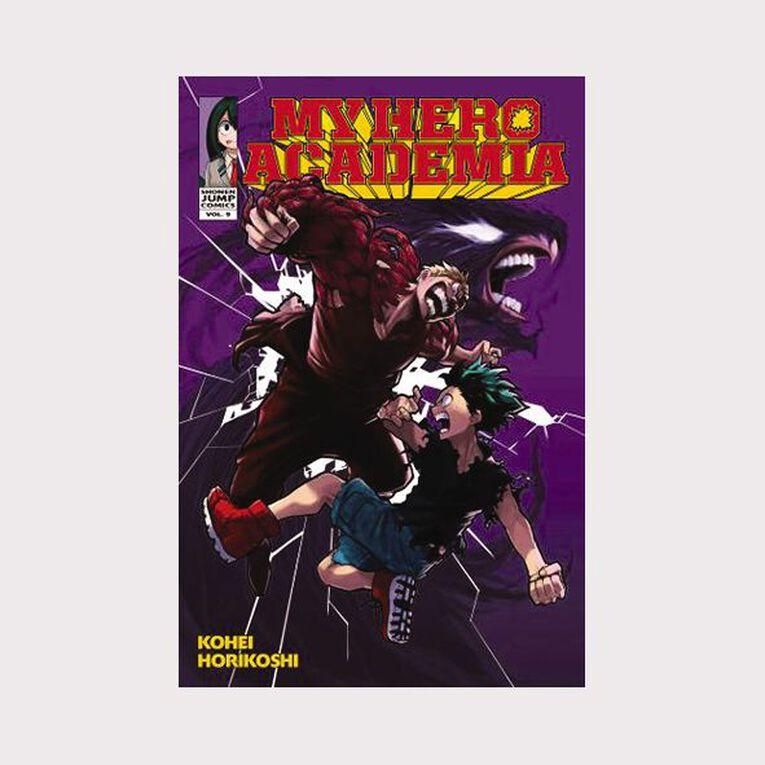My Hero Academia Vol #9 by Kohei Horikoshi, , hi-res