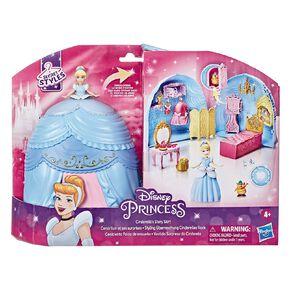 Disney Princess Story Skirt Cinderella Playset