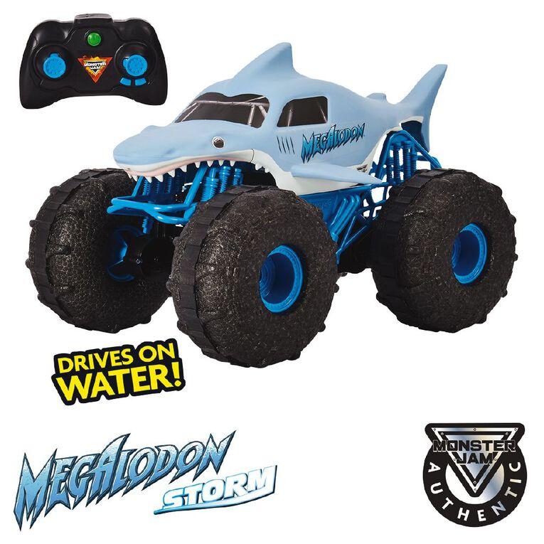 Monster Jam RC Megalodon Storm Thrasher 1:16 Scale, , hi-res
