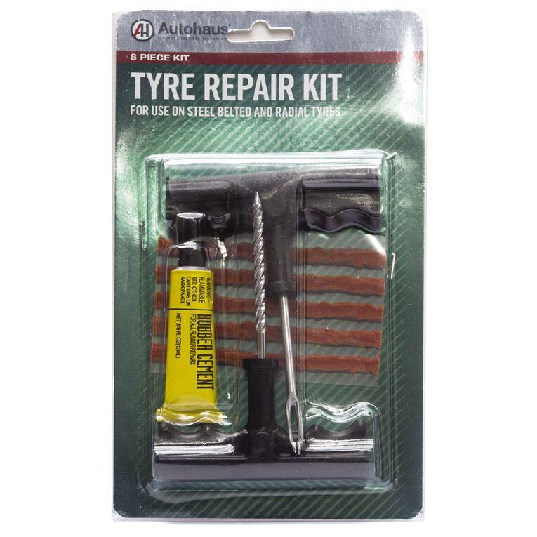 Autohaus Tyre Repair Kit 8 Piece, , hi-res