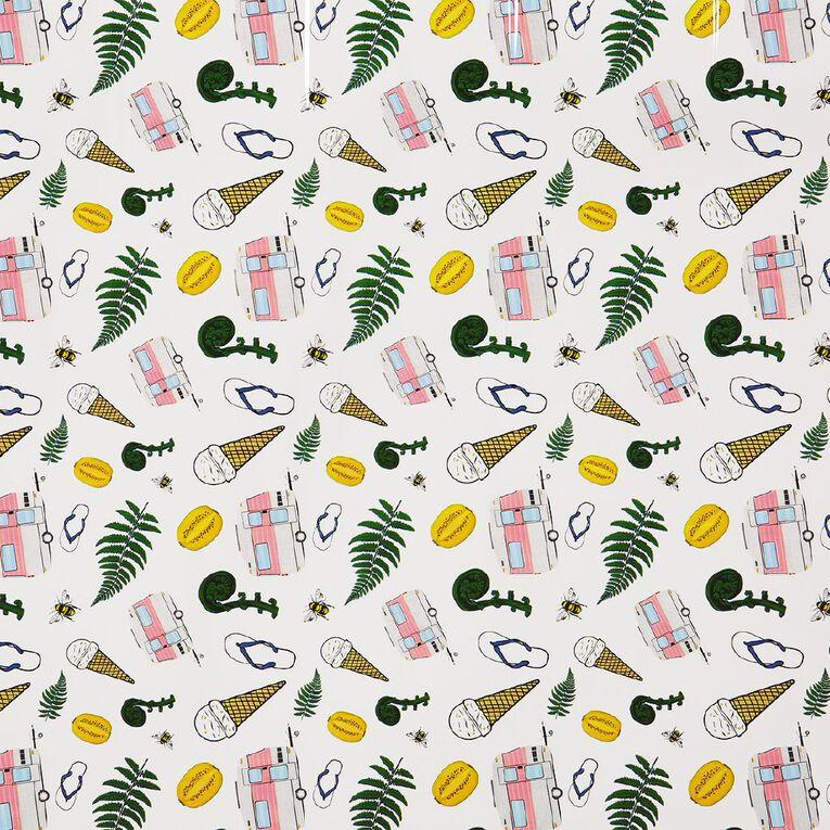 WS Book Cover Kiwiana 45cm x 1m, , hi-res
