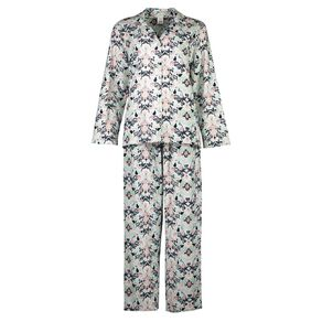 H&H Women's Flannelette Pyjamas Set