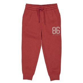 Young Original Boys' Print Leg Track Pants