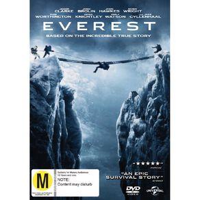 Everest DVD 1Disc