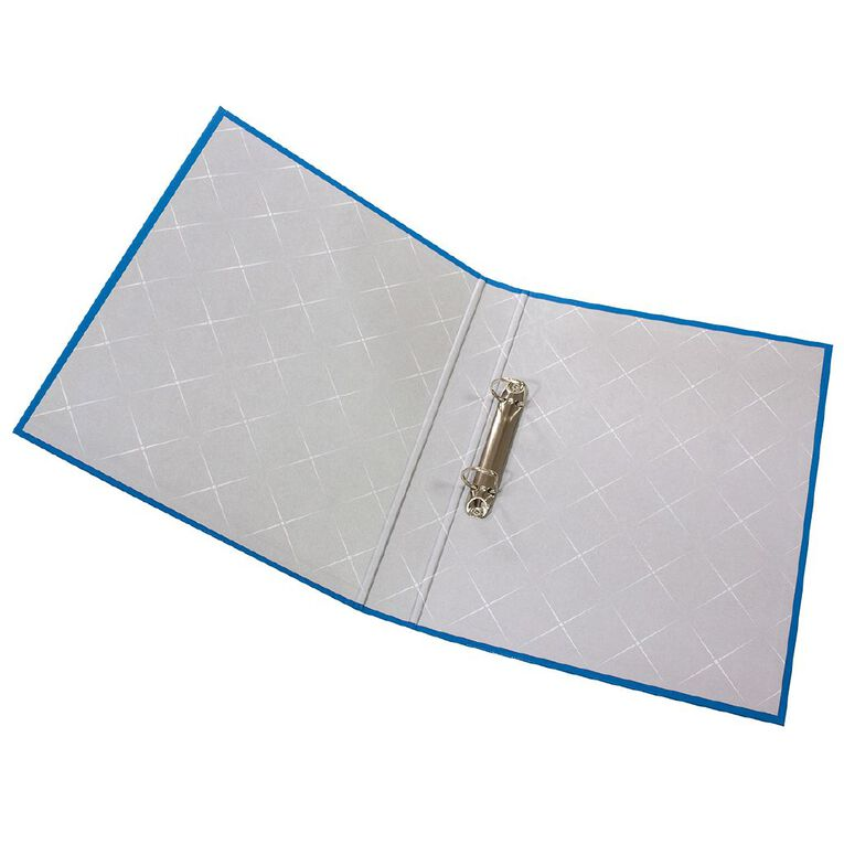 Office Supply Co Ringbinder Blue A4, , hi-res