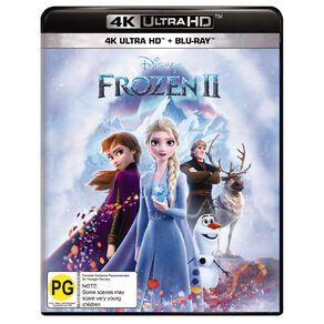 Frozen 2 4K Uhd Blu-ray 2Disc