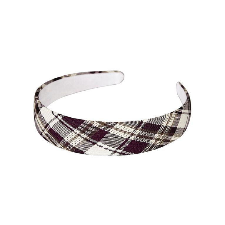 Headband Purple, , hi-res