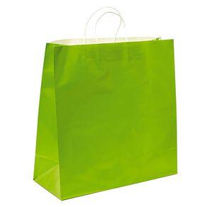 John Sands Gift Bag Green Jumbo