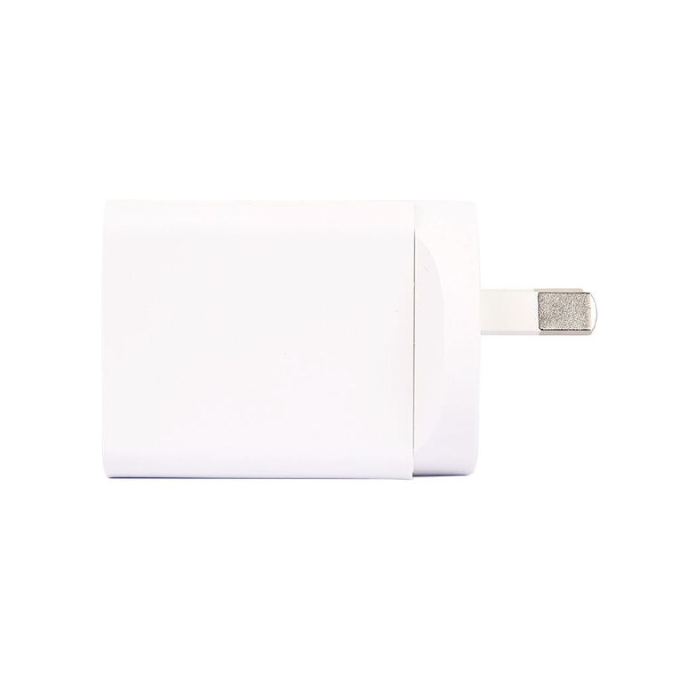 Tech.Inc Micro USB Wall Charger 2.4A White, , hi-res