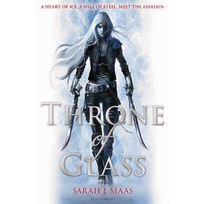 Throne of Glass #1 by Sarah J Maas
