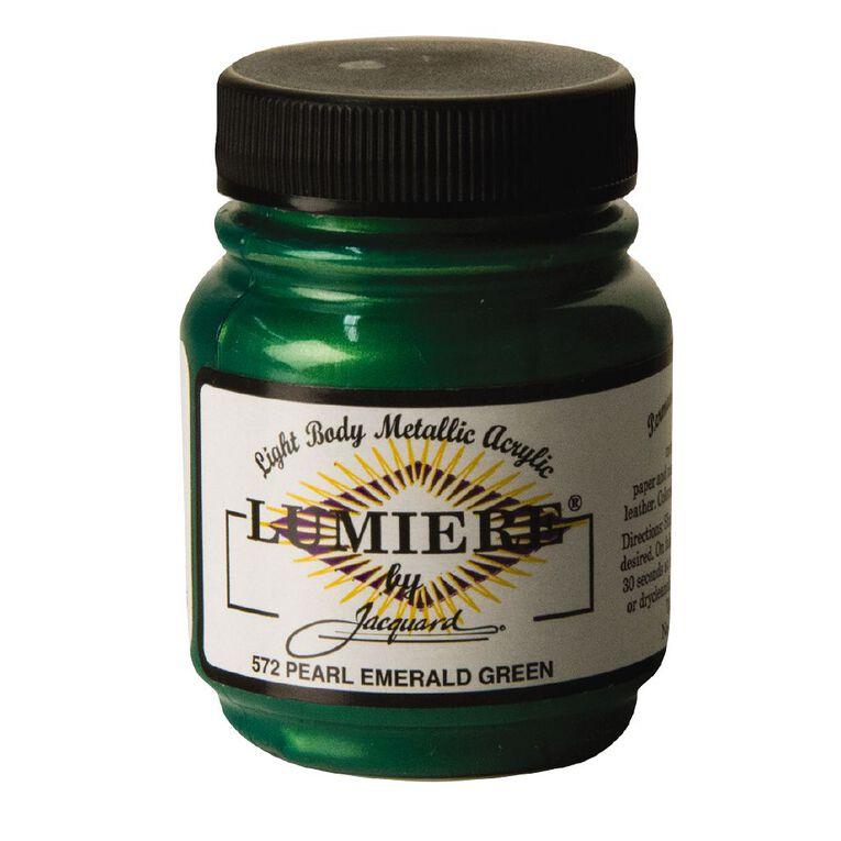 Jacquard Lumiere 66.54ml Pearlescent Emerald, , hi-res