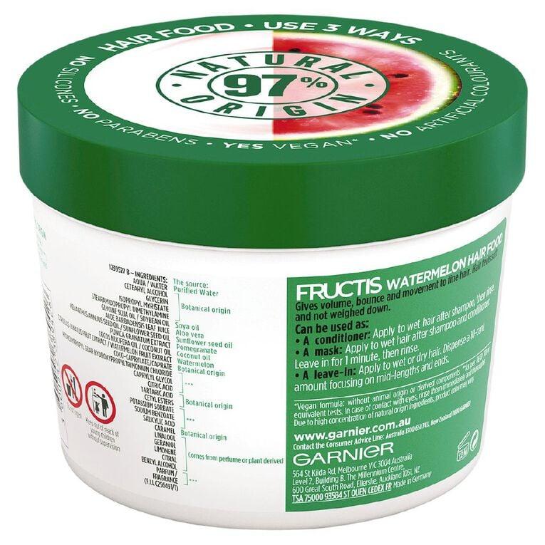 Garnier Fructis Hair Food Watermelon Treatment, , hi-res