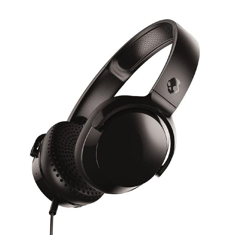 Skullcandy Riff On-Ear Headphones Black, , hi-res