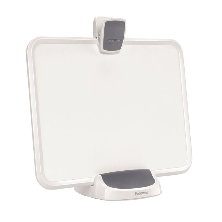 Fellowes I-Spire Document Stand White, , hi-res