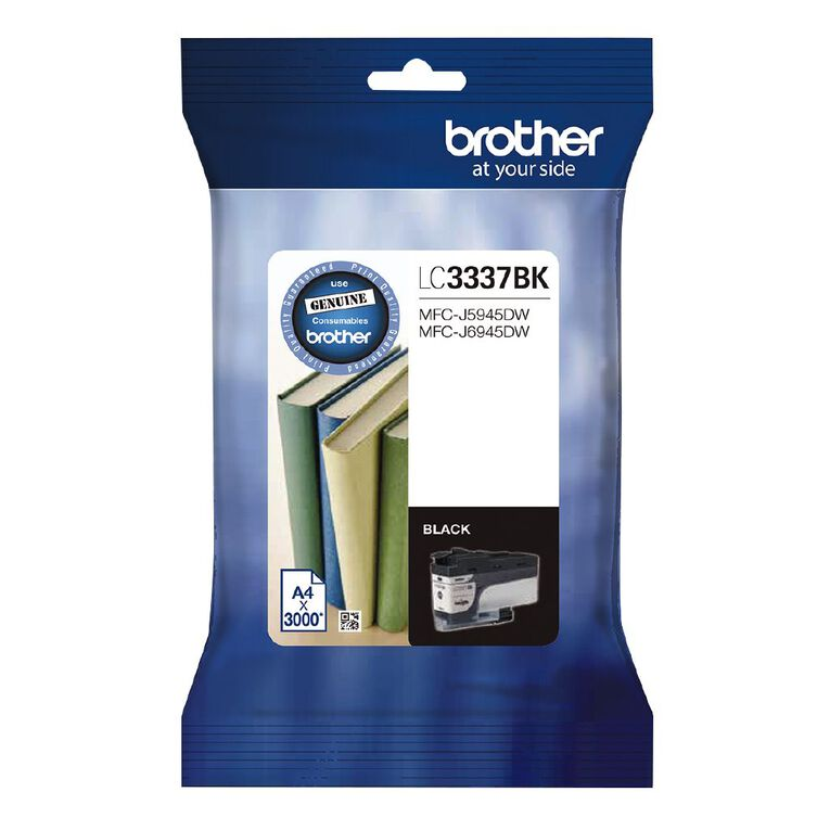 Brother Ink LC3337BK (3000 Pages), , hi-res