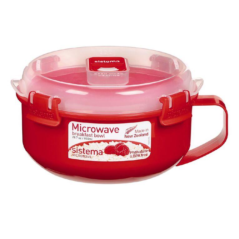 Sistema Klip It Microwave Breakfast Bowl, , hi-res