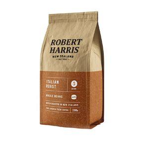 Robert Harris Italian Roast Beans 240G