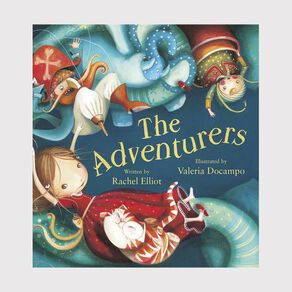 The Adventurers by Rachel Elliott N/A