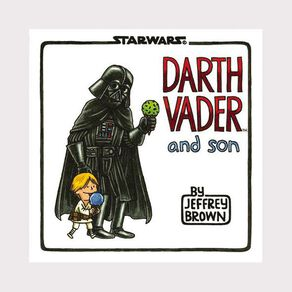 Star Wars: Darth Vader & Son by Jeffrey Brown