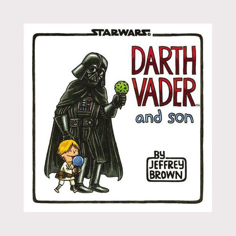 Star Wars: Darth Vader & Son by Jeffrey Brown, , hi-res