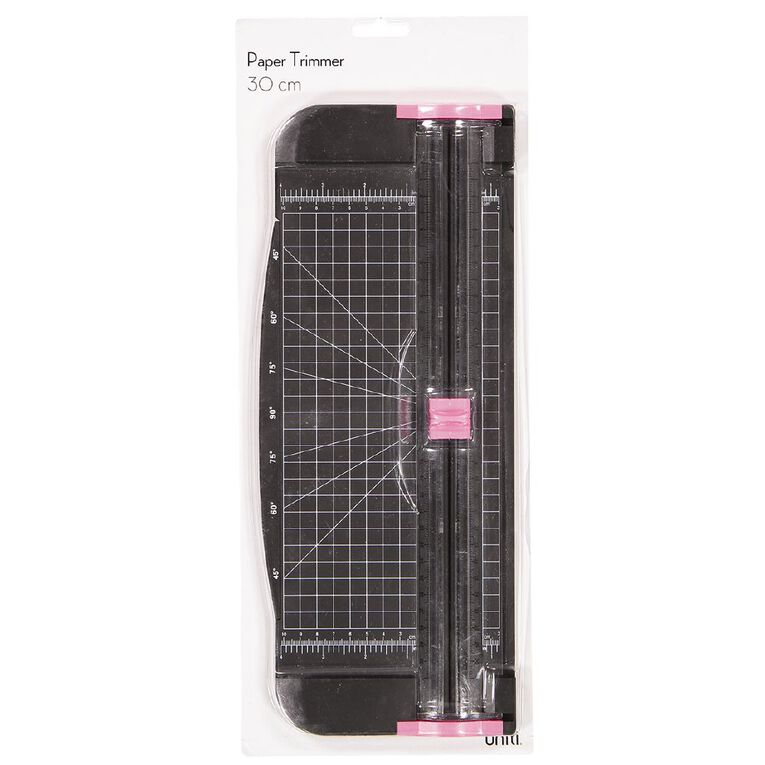 Uniti Paper Trimmer (12 Inch) Black 30cm, , hi-res image number null