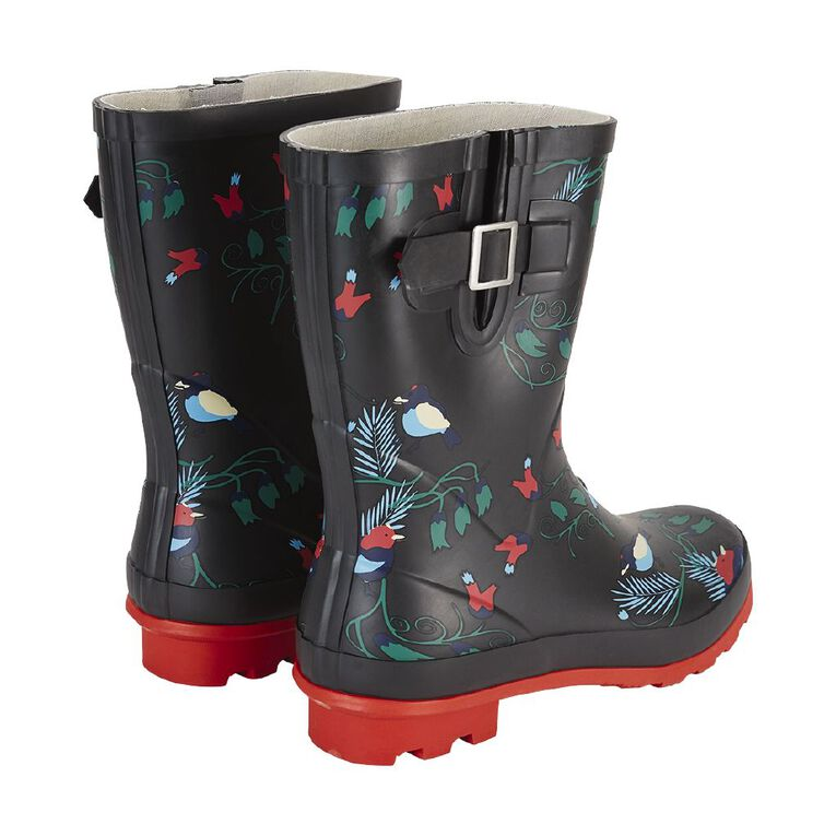 H&H Elo 3/4 Gumboots, Red, hi-res image number null