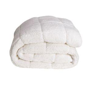 Living & Co Underlay Fleece White