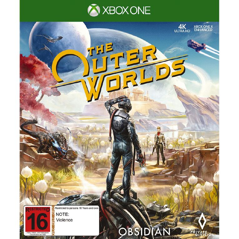XboxOne The Outer Worlds, , hi-res