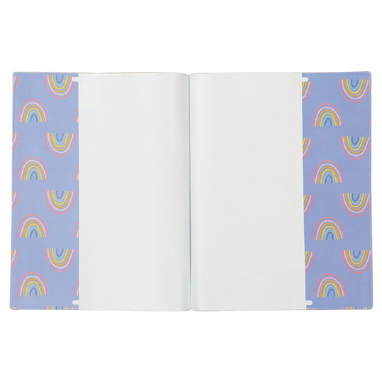 WS Book Sleeve 1b5 Rainbow 1 Pack, , hi-res