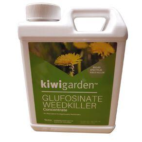 Kiwi Garden Glufosinate Weedkiller 1L