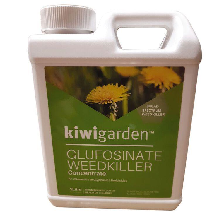 Kiwi Garden Glufosinate Weedkiller 1L, , hi-res