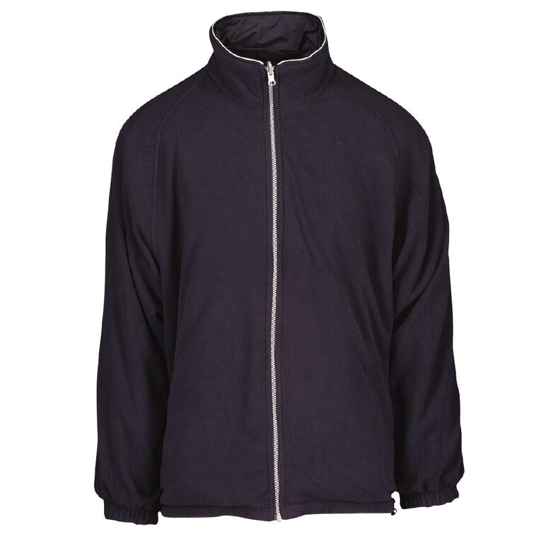 Schooltex Marcellin College New Jacket with Embroidery, Navy, hi-res