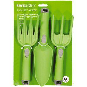 Kiwi Garden Tool Set 3 Pack