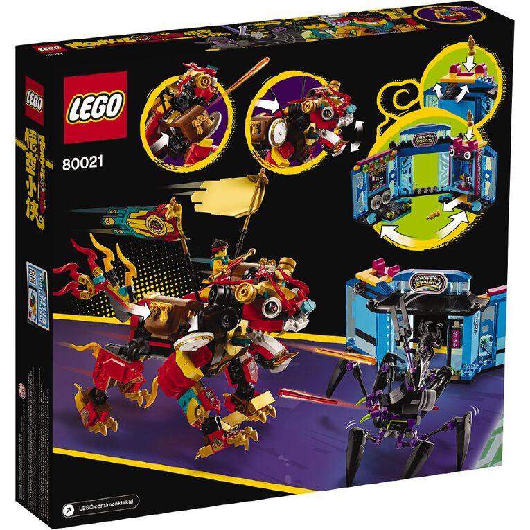 LEGO Monkie Kid Lion Guardian 80021, , hi-res