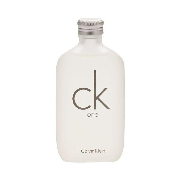 Calvin Klein One Unisex EDT 200ml, , hi-res