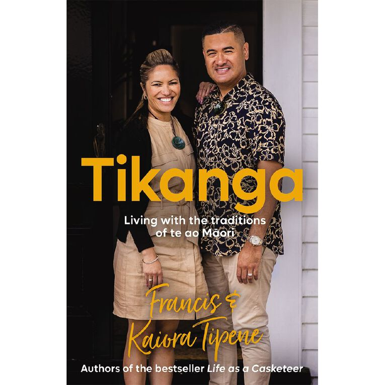 Tikanga by Francis & Kaiora Tipene, , hi-res