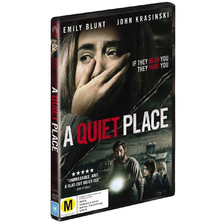 A Quiet Place DVD 1Disc, , hi-res
