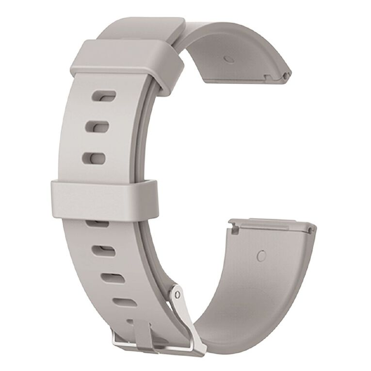 Swifty Grey Replacement Strap For Fitbit Versa 2 & Lite Size Large, , hi-res