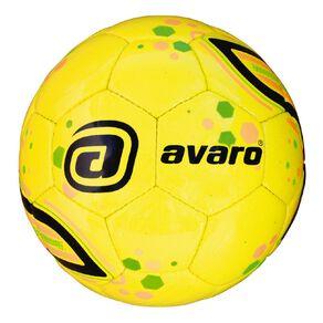 Avaro Soccer Multi-Coloured Size 5