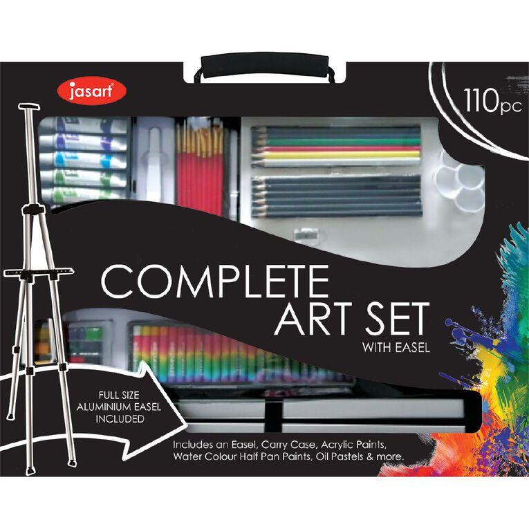 Jasart Complete Art Set 110 Piece, , hi-res