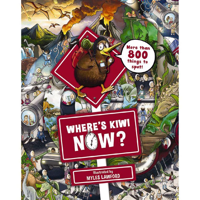 Where's Kiwi NOW?, , hi-res