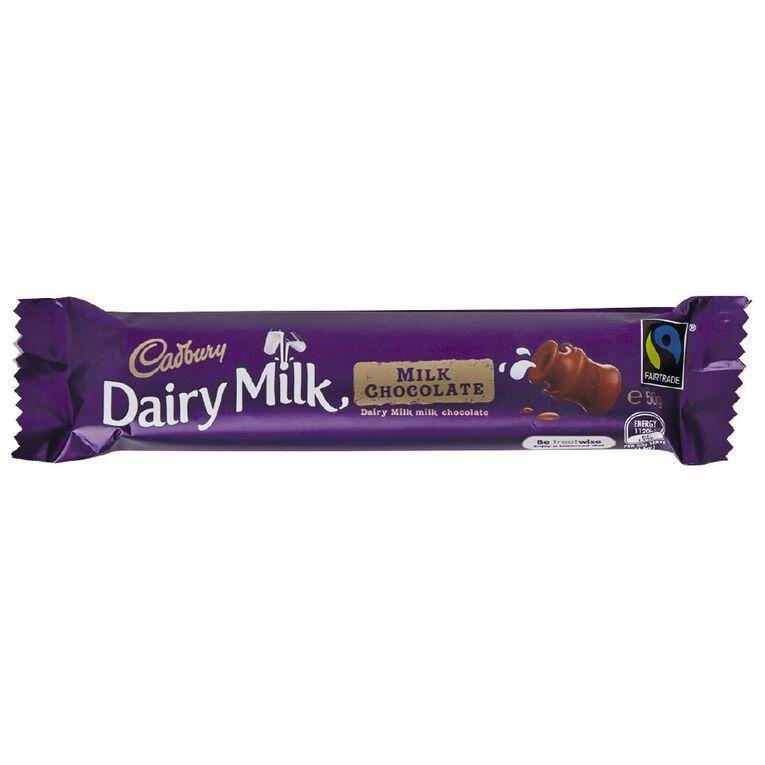 Cadbury Dairy Milk 50g, , hi-res