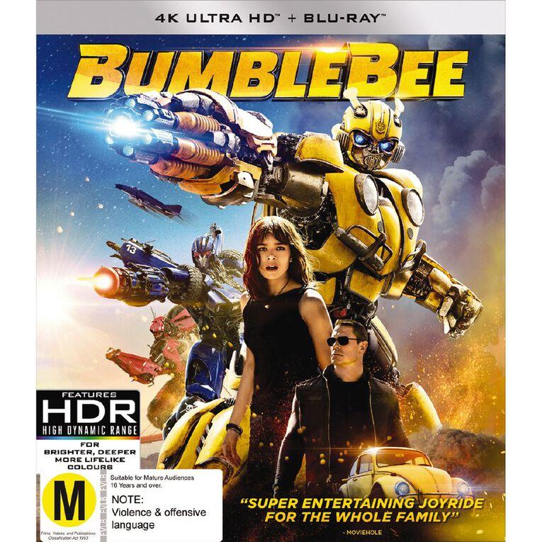 Bumblebee 4K Blu-ray 2Disc, , hi-res