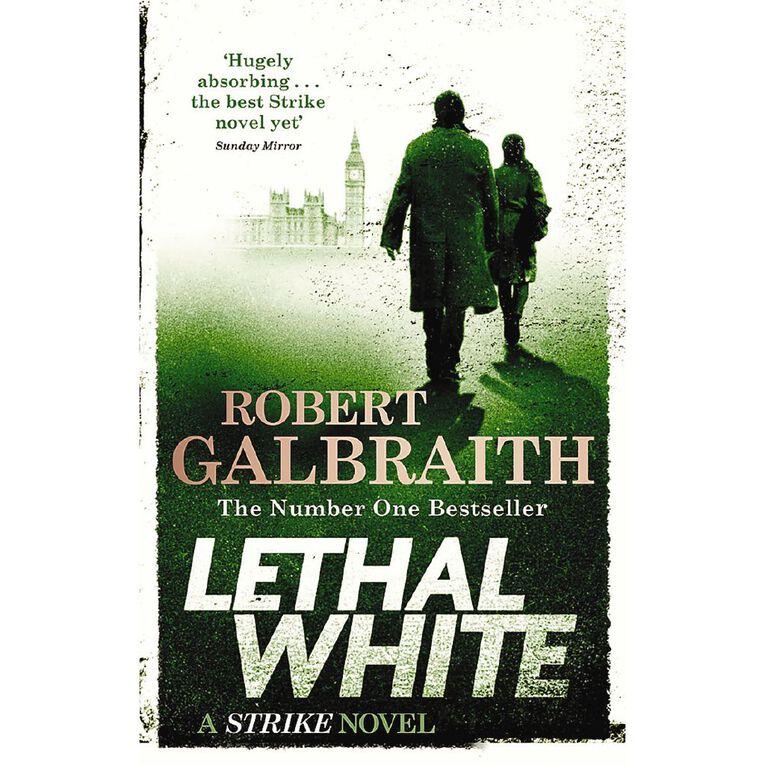 Lethal White by Robert Galbraith, , hi-res